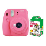 Fujifilm Instax Mini 9 + 20 Fotos 7 Colores En Stock Oficial
