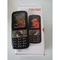Nextel Motorola I418 Perfecto Estado