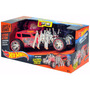 Hot Wheels Extreme Action Spider Fx Luz Y Sonidos Motorizado