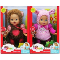 Muñeco Bebote Little Mommy Disfraz Fisher Price Mattel