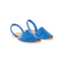 Sandalias Carlota Azul