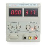 Fuente Regulable Reparación De Celulares 2 Amp 30v Ps-302d