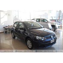Volkswagen Gol Trend 5 Ptas 0km 2017 Trendline Linea Nueva