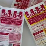 Pasta P/cubrir Tortas Ballina - Vainilla O Chocolate 500 Gr