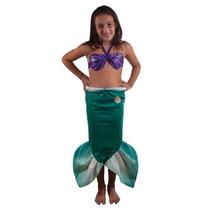 Disfraz La Sirenita