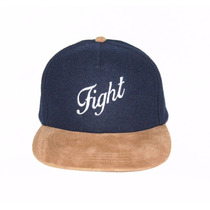 Gorra Fight For Your Right Visera Plana Original Potter