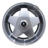 Llanta Sportiva Rodado 15 Vw Gm Fiat Ford Peugeot Cavallino