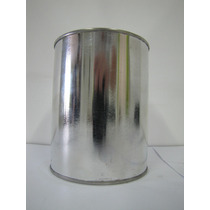 Latas / Envases Vacíos De 1 Litro Kit X 10 Oferta !!! Envios