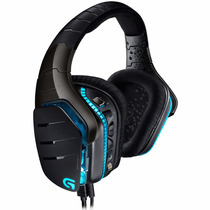 Auricular Gamer Logitech G633 Usb 7.1 Macros Pc Ps4