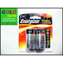 8 Pilas Energizer C Mediana 4 Blister X2 Modelo E93 Oferta