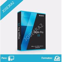Sony Vegas Pro 15 - Programa, Manuales, Videos Y Mas