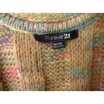 Foverver 21 - Vestido Sweater Largo
