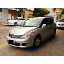 Nissan Tiida 1.8 Tekna 5ptas /// 2010 - 90.000km