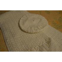 Bufanda Y Boina Crochet