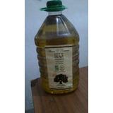 Aceite De Oliva Orgánico Certificado Finca El Renuevo X 5 Lt