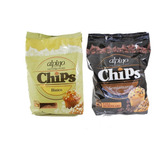Chips Chocolate Xkg Semi-amargo O Blanc0cotillon Sergio Once