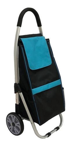 b24173fc311737 Chango Carro Carrito Compras Premium Grande Plegable Alumin