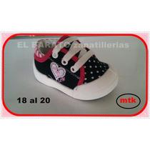 Zapatillas De Nena Y Varon Bebes