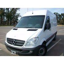 Mercedes Benz Sprinter Cdi 415 Furgon.