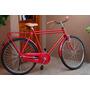 Bicicleta T/ Ingles Vintage De Hombre Rodado 26