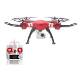 Drone Cuadricoptero Syma X8hg Camara Hd Carga Peso Mod 2019