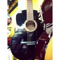 Guitarra Criolla Mediana Radalj + Afinador Magma