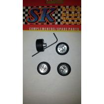 Ruedas Scalextric Sk Aluminio F1