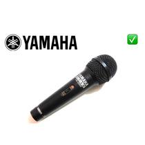 Micrófono Yamaha® Dinámico Vocal Profesional Con Cable !!!