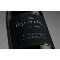 Trumpeter Malbec, Caja X 6 Y Otros Vinos En Oferta!