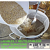 Bolsa Macerado 100l 130l Cerveza Artesanal 80x100cms Filtro