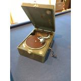 Fonografo Antiguo - Made In England -