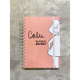 Agenda 2020 Calu A5 - Original - Woopy