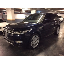Range Rover Supercharge 6 Cilindros 340 Hp 2015