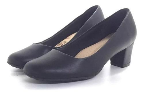 e2db000e Zapato Piccadilly Clasico Oficina P/uniforme Taco 5cm 110072