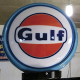 Bochas De Surtidores De Combustible Antiguo Gulf Bo-09