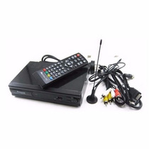 Tv Digital Tda Decodificador Deco Full Hd 1080p Usb