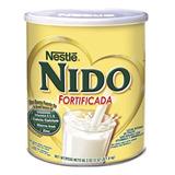 Leche De Fórmula En Polvo Nestlé Nido Fortificada En Lata De 56.3oz