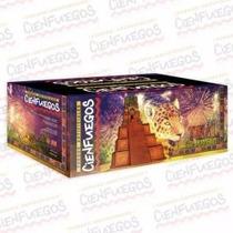 Torta Pirotecnia Tikal El Gran Jaguar