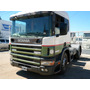 Camion Scania P94 250hp Año 2001 Tractor Impecable.