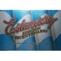 Estanciero Edicion Bicentenario Juguetería El Pehuén