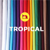 Tela Tropical Mecanica X 1,50 (desde 10 M) | Elegí Tu Color