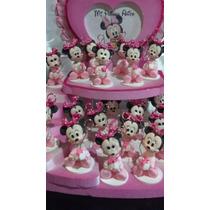 Souvenirs Minnie Bebé Primer Año, Nacimiento!