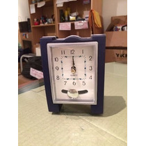 Reloj Despertador Quartz Importado