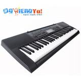 Teclado Organo Piano Casio Ctk2400 5 Octavas 150 Ritmos