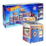 Carpa Hot Wheels Casa Casita Garage Niños Original Lelab
