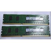 Memorias Samsung 2gb Ddr3 1333 Rdimm Ecc Server Ibm Hp