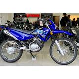Yamaha Xtz 125 Moto 0km 12 Cuotas Fijas