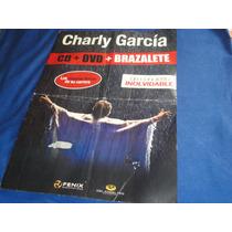 Charly Garcia - Poster De El Concierto Subacuatico