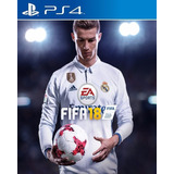 Fifa 18 Ea Sports Fifa 2018 Juego Playstation 4 Ps4 Oferta