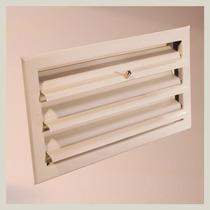 Rejilla Ventilacion Heladera 30 X 15 Para Casas Rodantes